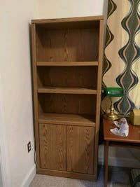 bookcase with cabinet  McLean, 22102