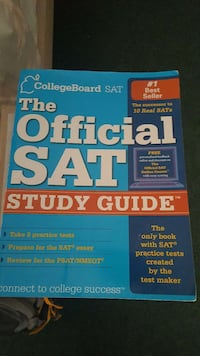 The Official SAT Study Guide Anderson, 46016