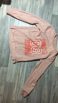Pink Sweater XS  6725 km
