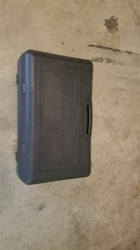 gray Chicago Electric tool box