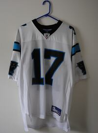 Autographed Jake Delhomme Jersey Greenville