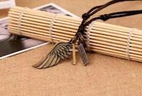 Wing necklace Laval, H7X 4H6