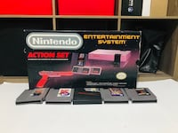 Original Nintendo Entertainment System Vintage Manassas, 20112