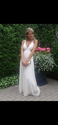 Ivory occasion dress Laval, H7X 3N5