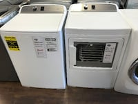 New Fisher & Paykel Washer & Dryer Set Stockton