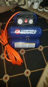 blue and red Campbell Hausfeld air compressor Baltimore, 21207