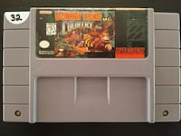 Donkey Kong Country for SNES  Vaughan, L4L