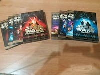 STAR WARS TUM SERI USA DAN ALINMA DVD SET