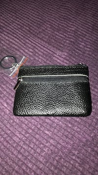 Black coin/credit card wallet  Marcellus, 13108