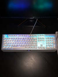 Razer Blackwidow X Mercury White Georgetown, L7G 6G5