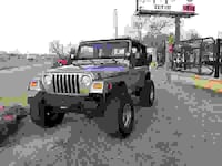 2006 Jeep Wrangler X Oklahoma City