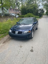 2006 Nissan Sentra 1.8 S District Heights