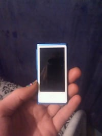 blue iPod Nano 7th gen. Vilonia, 72173