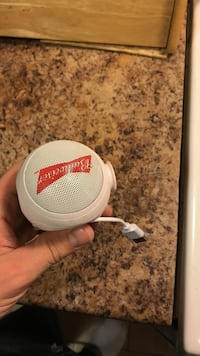 Wireless Bluetooth Budweiser speaker with charger  Kamloops, V2B 7V1