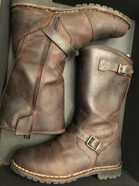 Belstaff Endurance leather boot-brown size(44/11.5) Fremont, 94538