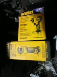 Dewalt impact wrench with box Vallejo, 94590