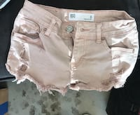 Pink RSQ Shorts from Tillys  North Las Vegas