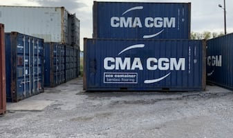 New & Used Cargo Shipping Containers
