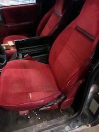 Cloth seats out of 92 s10 blazer
