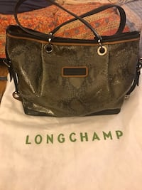 Longchamp handbag made in France New York, 10031