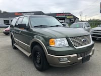 2004 Ford Expedition 5.4L Eddie Bauer 4WD Coquitlam