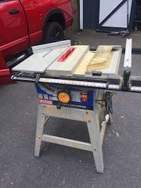 gray and black table saw West Bridgewater, 02379