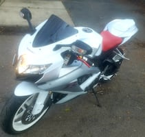 suzuki 2008 gsxr600 (I have more bikes!!) r6 with zx6r [ civic n accord ] ram f150