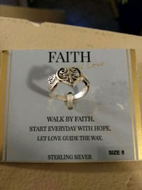 STERLING SILVER RING Attleboro, 02703