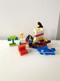 Lego Classic Pirates Building Set #6192