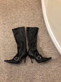 Witch boots size 7 Rocky View No. 44, T3R 1C9