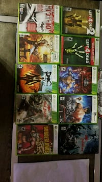Xbox 360 game Laval, H7T 2K4