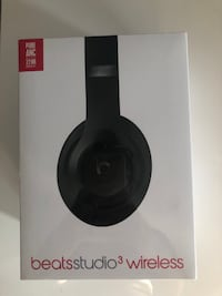 BRAND NEW NEVER OPENED BEATS STUDIO 3 WIRELESS!!! Vaughan