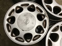 "Nissan 240sx stock wheels 15"" 4 lug 4x114.3"