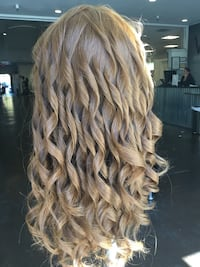 Hair styling Pleasant Hill