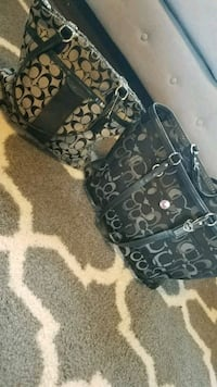 both coach bags for  $30 Lakewood, 98499