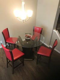 Elegant Dining and coffee table Calgary, T2X 0Y7