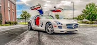 2012 MERCEDES-BENZ SLS AMG Columbia, 21046