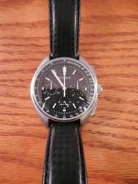 Bulova moon watch box and papers  Toronto, M6L 1A4