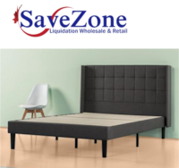 New- Zinus Upholstered Platform Bed- FULL OR QUEEN Mississauga