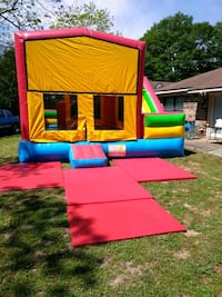 Bounce house and inflatables rental Mobile