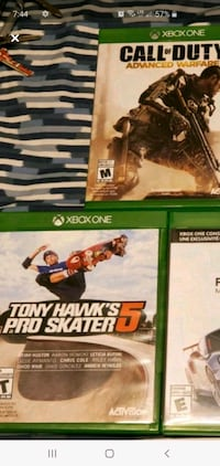 Xbox one games Whitchurch-Stouffville, L4A 4Y8