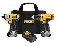 DeWalt cordless hand drill with case Kitchener