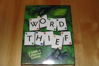 Board Game - Word Thief Laval