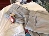 Men's XXL baseball pants. New with tags 4 pairs straight leg  Roseville, 95747
