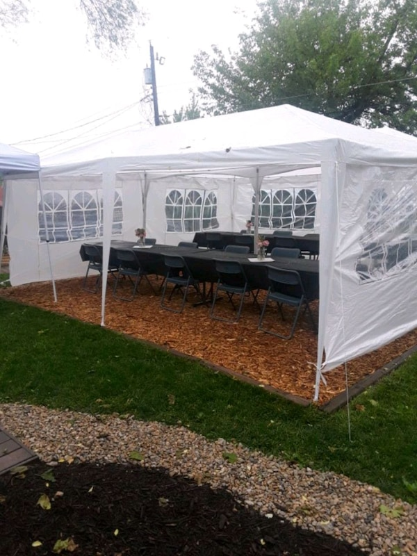 Used Party Tents For Sale >> Party Tent Pending Pickup