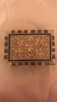 Handmade Egyptian Jewelry Box (never used) price is negotiable! Catonsville, 21228
