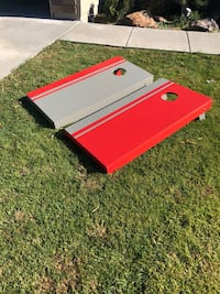 Custom cornhole sets Caldwell