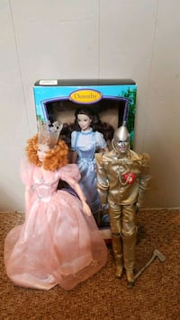 Barbies wizard of oz used Hanover, 17331