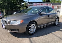 2008 Volvo S80 Comes Certified/Automatic/Leather/Sunroof Scarborough, ON M1J 3H5, Canada