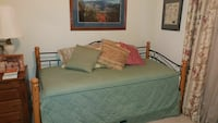 gray bed sheet Pell City, 35125